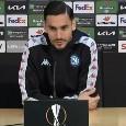 """Meret: """"Crediamo nella qualificazione, ma servirà una gara come quella con la Juve! Sulla costruzione del gioco dal basso..."""""""