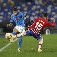 Europa League, il Napoli è stato eliminato nelle 3 delle ultime 4 dei sedicesimi di finale di EL