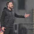 """De Zerbi: """"Con i ritorni di Mourinho, Sarri e Spalletti sarà un campionato più bello e difficile"""""""