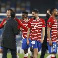 Europa League, la Uefa multa il Granada dopo Napoli! Sanzione di di 29mila euro