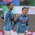 SSC Napoli, la radio ufficiale - Zielinski obiettivo dei più grandi club inglesi. Fabian piace alle tre spagnole