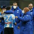 IL GIORNO DOPO Milan-Napoli...l'unico reale obiettivo, gli spunti di calcio d'autore ed il sacrificio encomiabile di due azzurri