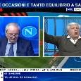 """Milan-Napoli 0-1, atmosfera funerea a 7 Gold con Crudeli: """"Siete contenti che non ha dato rigore?"""" [VIDEO]"""