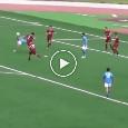 Napoli Primavera, splendido gol in rovesciata: è D'Agostino show! [VIDEO]
