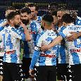 Il piccolo vantaggio del Napoli per la Champions ed un calendario (sulla carta) più semplice