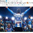 """Mertens celebra i 100 gol in Serie A: """"Orgoglioso di essere il primo belga"""". Poi il messaggio a Lukaku: """"Sbrigati!"""" [FOTO]"""