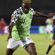 Nigeria-Lesotho, Osimhen schierato dal 1'!
