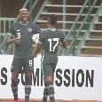 Nigeria, Osimhen nominato man of the match: premio in denaro per il calciatore