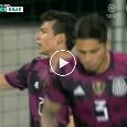 Costa Rica-Messico 0-1, decide Hirving Lozano all'89! [VIDEO]