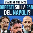 """""""Chi vorresti sulla panchina del Napoli nella prossima stagione?"""" Sondaggio CN24: entra e vota!"""