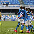 RILEGGI DIRETTA - Napoli-Crotone 4-3 (19' Insigne, 22' Osimhen, 25' e 48' Simy, 34' Mertens, 59' Messias, 72' Di Lorenzo): tre punti per gli azzurri