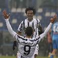 """Juventus, Cuadrado suona la carica in vista del Napoli: """"Dobbiamo rialzarci e restare più uniti che mai!"""""""