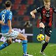 Schouten-Napoli, gradimento totale del calciatore: offerto il doppio dell'ingaggio attuale. C'è da convincere il Bologna [ESCLUSIVA]