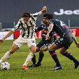 Pagelle Juventus-Napoli: Mertens e Lozano scelte sbagliate, Hysaj bevuto! Politano ci prova, Zielinski steso in area