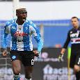 """Osimhen, l'agente: """"Resterà al Napoli al 100%, al di là del prossimo allenatore! Rapporto fantastico con Gattuso e Mertens"""""""