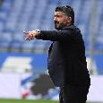 Tuttosport - Dilemma Osimhen-Mertens per l'Inter: c'è un dato scaramantico non indifferente a Gattuso