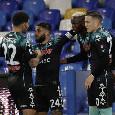 Pagelle Napoli-Inter: Manolas che tempismo, Demme quanta corsa! Insigne e Osimhen sperduti, Koulibaly non demerita