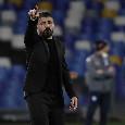 IL GIORNO DOPO Napoli-Inter...la mossa conservativa di Gattuso, il braccio alzato di Meret e la papera in collaborazione