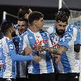 Pagelle Napoli-Lazio: Insigne gioiello, Mertens record e commozione! Manolas guerriero, Politano si ferma per pietà