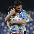 RILEGGI DIRETTA - Napoli-Lazio 5-2 (7' rig., 53' Insigne, 12' Politano, 65' Mertens, 70' Immobile, 74' Milinkovic-Savic, 80' Osimhen): azzurri devastanti!