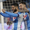 Classifica marcatori del Napoli: Insigne al 4° posto, superato Sallustro!