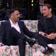 """Felicissima Sera, gag tra Amedeo e Totti: """"No, Gattuso è gay?"""""""