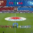 RILEGGI LA DIRETTA - Torino-Napoli 0-2 (10' Bakayoko, 13' Osimhen): dominio azzurro, agganciata la Juve