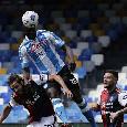CorSport - Koulibaly ha chiesto un appuntamento a ADL: il Napoli vuole anche capire se ci sono margini per un rinnovo