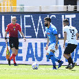 RILEGGI DIRETTA - Spezia-Napoli 1-4 (16' Zielinski, 23' e 44' Osimhen, 64' Piccoli, 80' Lozano): poker degli azzurri!