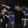A Gattuso non si può non riconoscere impegno ed intelligenza, ma il Napoli potrà fare la differenza solo con tre cose