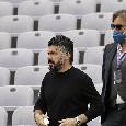 Sky - Il Tottenham ha chiesto l'autorizzazione al Napoli per trattare con Gattuso