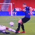 Moviola Atalanta-Juventus, fallo Cuadrado su Gosens: gol irregolare e mancato rosso! [FOTO]