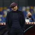 """Bologna, Mihajlovic: """"Infortunio Arnautovic? Giovedì contro il Napoli faremo dei cambi"""""""