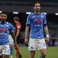 Pagelle Napoli-Verona: psicodramma azzurro