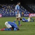 La disperazione senza Champions e l'attonito Gattuso: le emozioni di Napoli-Verona 1-1 [FOTOGALLERY CN24]