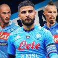 SSC Napoli e capitani in scadenza, Cannavaro e Hamsik via con 5 mesi d'anticipo: ADL cambierà finale per Insigne?