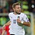 Italia-Austria 0-0 all'intervallo: regge il bunker austriaco, palo di Immobile