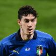 """Italia, Bastoni: """"Sto vivendo un sogno, ecco cosa ci dice sempre Mancini. Futuro? Per ora rubo i segreti a gente che ha vinto tutto per 10 anni"""""""