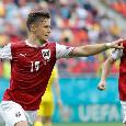 L'Austria accorcia le distanze nel supplementare: risultato sul 2-1 per l'Italia