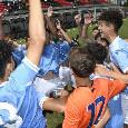 Torneo delle Sirene: alla Lazio la settima edizione, i biancocelesti succedono al Real Madrid