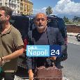 Primo assaggio di Napoli per Spalletti: De Laurentiis e l'allenatore insieme a pranzo all'Hotel Britannique [ESCLUSIVA]