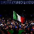 Italia campione d'Europa! Inghilterra battuta ai rigori, decisivo Donnarumma