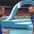 """Bonucci show contro gli inglesi: """"Ce lo su**hiano, ne dovete mangiare di pasta asciutta!"""" [VIDEO]"""