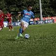 Napoli subito in vantaggio: è di Elmas al 4' il primo gol stagionale degli azzurri [VIDEO CN24]