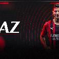 UFFICIALE - Milan, torna Brahim Diaz: prestito biennale e maglia numero 10