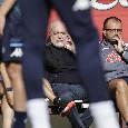 Può il Napoli permettersi di aspettare ottobre per un terzino sinistro? No. Su Ghoulam va fatta una scelta, e andava fatta già anni fa