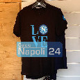 SSC Napoli store Dimaro, tre nuove t-shirt in vendita: ecco stampe e prezzi [FOTOGALLERY CN24]