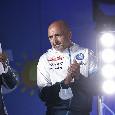 """Spalletti durante la presentazione: """"Il più grande rinforzo di mercato è il ritorno dei tifosi del Napoli allo stadio! Ci stimolano sempre"""""""