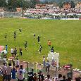 Mertens, primi tocchi al pallone con i compagni: palleggia con Di Lorenzo e Ospina [FOTO CN24]