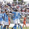 Napoli-Pescara, il racconto in scatti: la freddezza di Insigne, il gol di Osimhen e lo show di Ounas [FOTOGALLERY CN24]